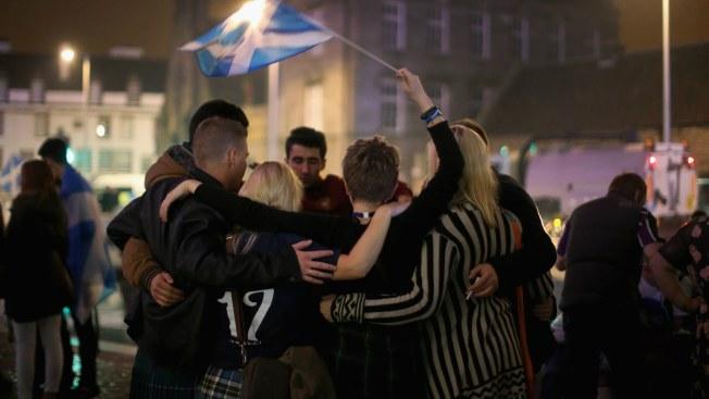 """Escocia le dice """"no"""" a la independencia"""