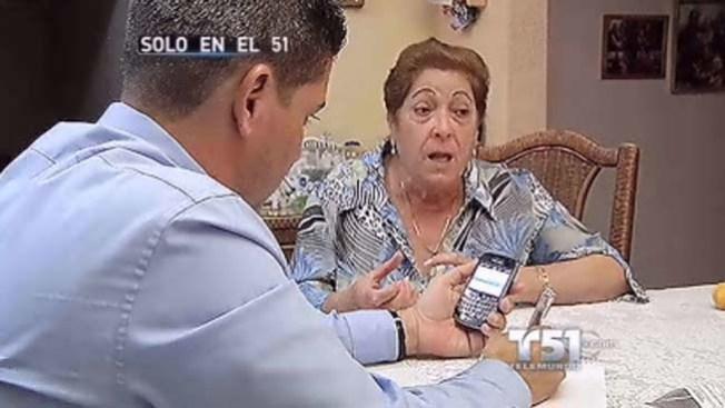 Fraude telefónico dirigido a los ancianos