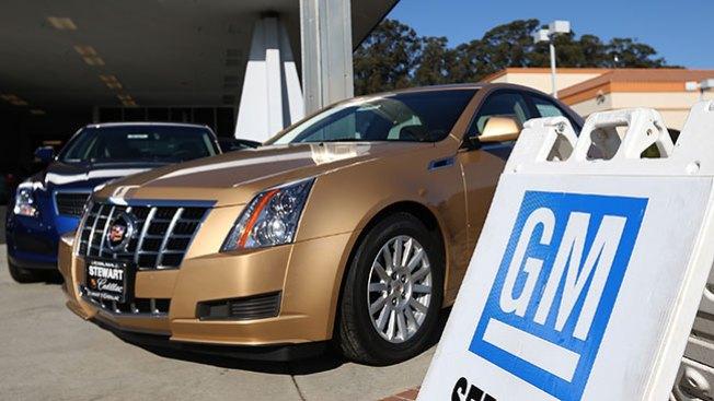 GM anuncia el retiro de más vehículos