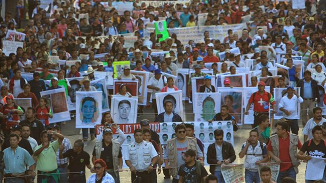 México: al límite por las desapariciones