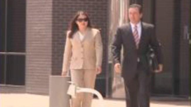 María Patricia Medina ingresa a prisión