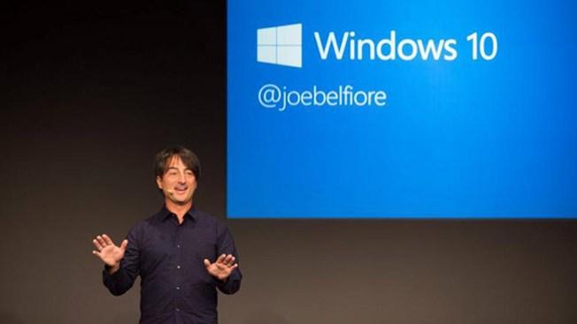 Microsoft salta de Windows 9 al 10