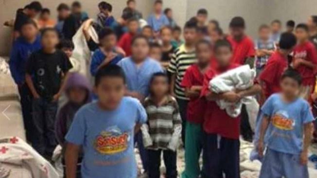 ¿Cómo reclamar a niños detenidos?