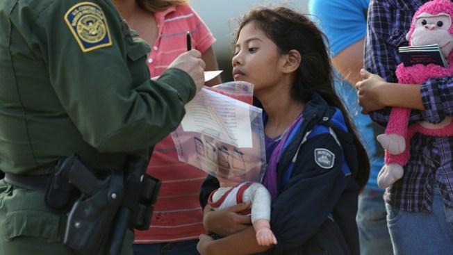 Texas No. 1 en niños migrantes liberados