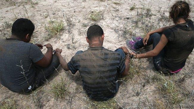 Número de niños migrantes en descenso