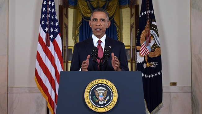 Obama anuncia acción militar en Siria