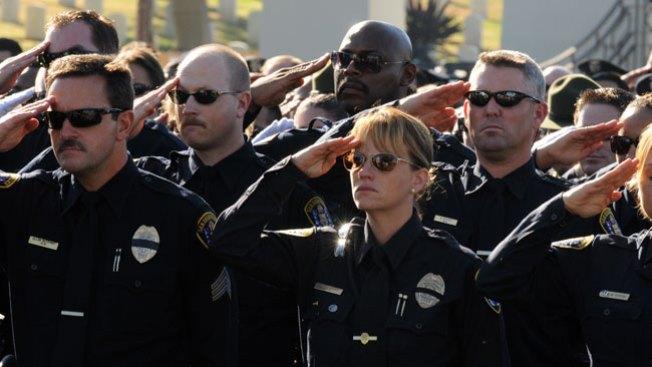 Pocos hispanos en la policía de EEUU
