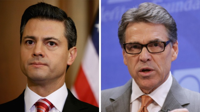 Peña Nieto condena acciones de Perry