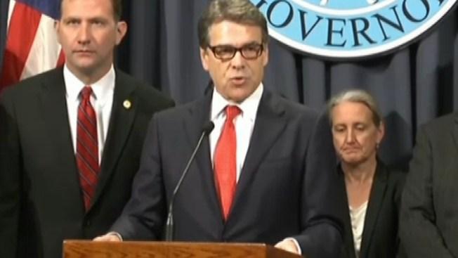 Perry anunciará decisión presidencial