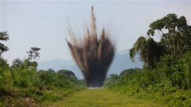 Destruyen pistas de avionetas de narcos