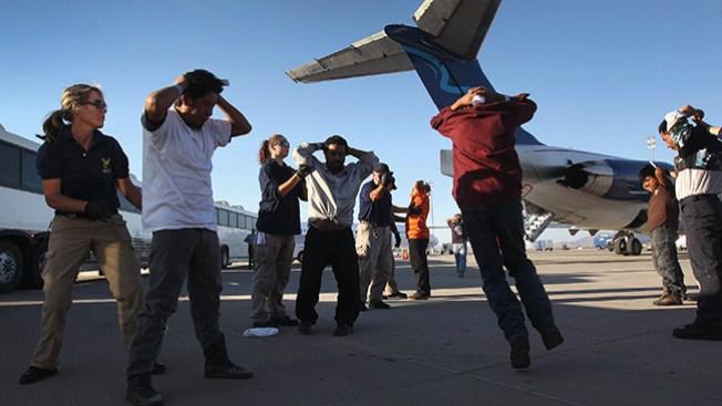 EEUU: Cae el número de deportaciones