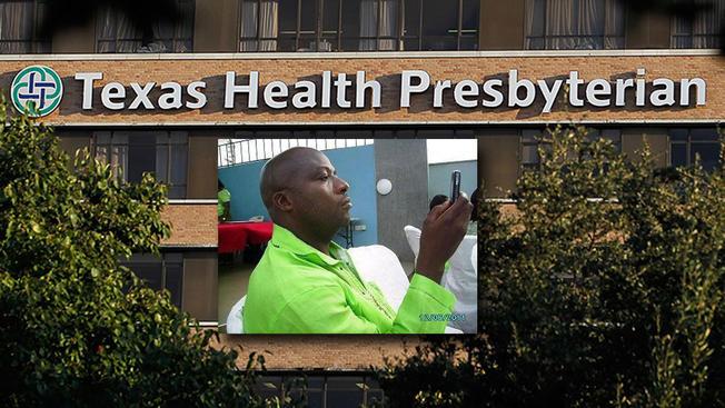 Paciente con ébola es identificado