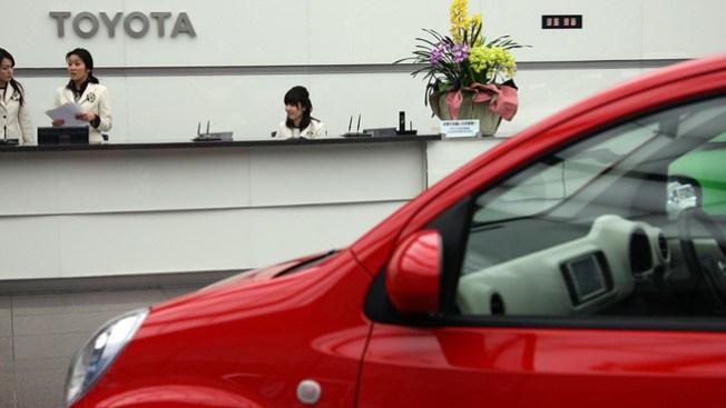 Toyota llama a revisión a 20,000 autos