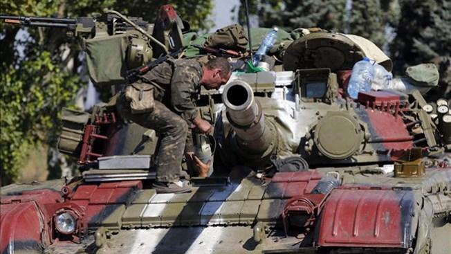 Ucrania: más combates pese a tregua