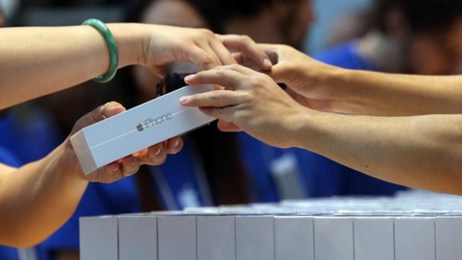 Arrasa en ventas el iPhone 6 y 6 Plus