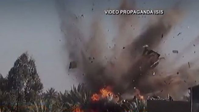 Siria: más ataques aéreos sobre ISIS