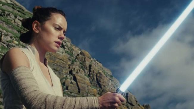 """Mira el nuevo trailer de """"Star Wars: The last Jedi"""""""