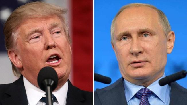 Trump y Putin hablan de Siria y Norcorea