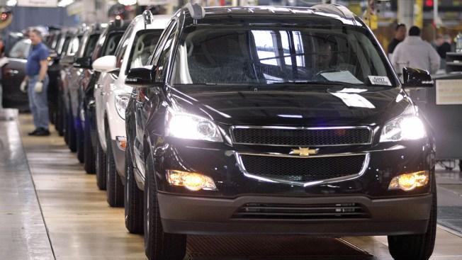 GM llama a revisión 780,000 vehículos