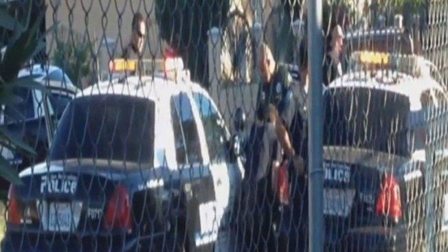 En vídeo supuesto abuso policial
