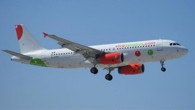 VivaAerobus anuncia vuelos directos a México