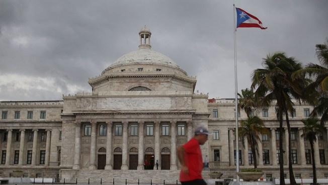 Senado analiza la crisis fiscal de Puerto Rico