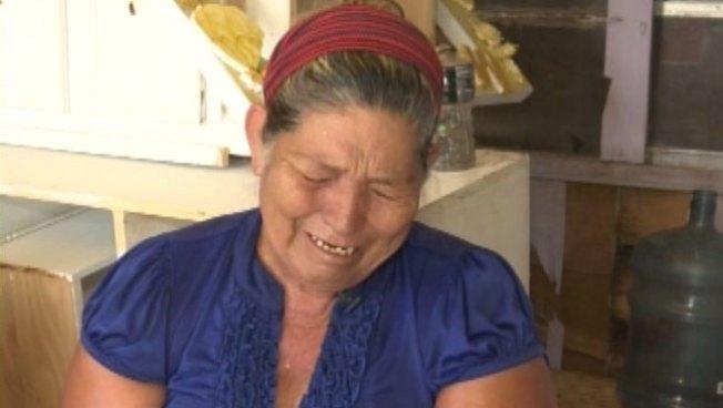 Mujer suplica que la ayuden