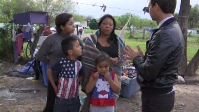 Familia afectada por tormenta necesita ayuda