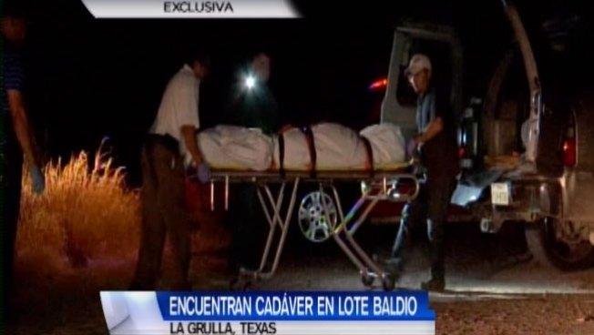 Cadáver hallado podría ser un indocumentado