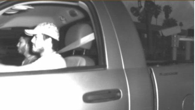 Buscan identificar sospechosos de robo de auto