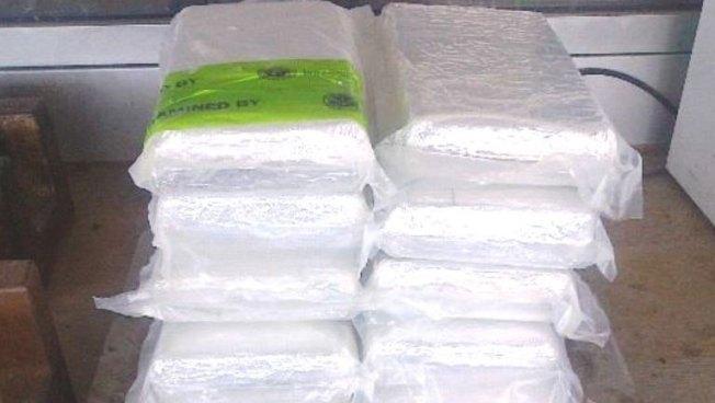 Arrestan a hombre de Reynosa con cocaína