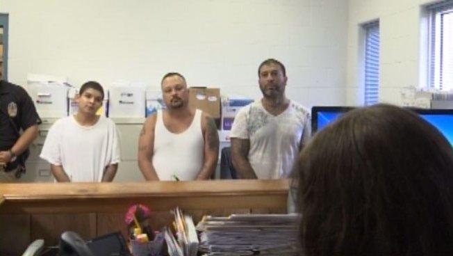 Cargos contra sospechosos de intento de secuestro