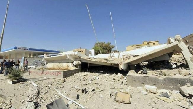 Rapto de jets en Libia dispara alarmas