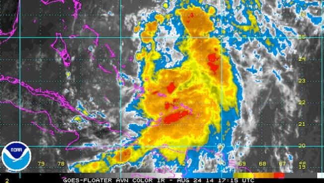 Se forma tormenta trópical Cristóbal