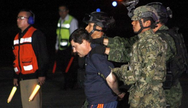 """Socio de """"El Chapo"""" se declara culpable en Chicago"""