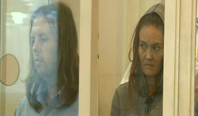 A la cárcel sospechosos de muerte de Bella Bond