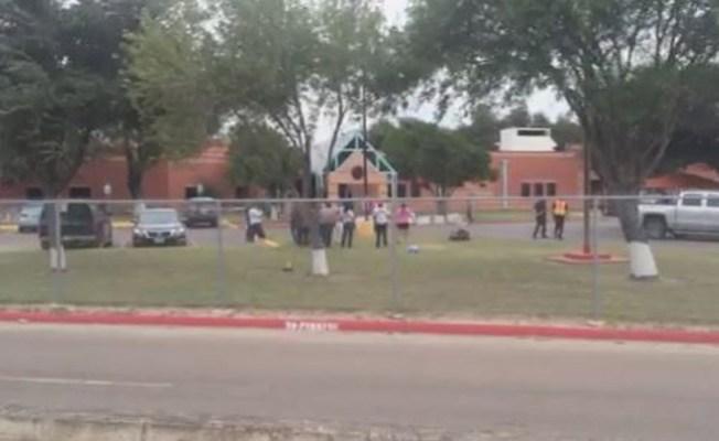 Policía interviene en casilla de votación