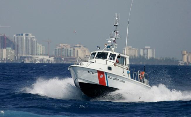 Guardia costera socorre a siete personas
