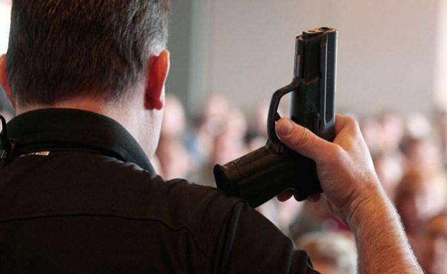 Niño lleva arma a escuela en Sullivan