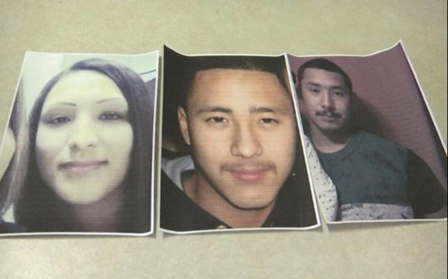 Sepultan a hermanos desaparecidos