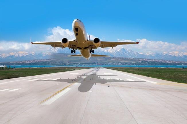 Mejoras a la pista del aeropuerto