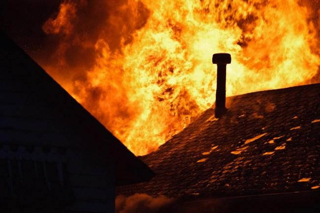 Sospechoso incendio en Brownsville