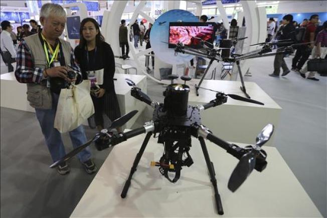 Expertos: cuidado con las hélices de los drones