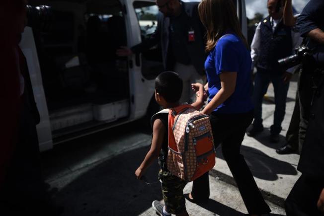 La cifra de menores salvadoreños deportados de EE.UU. y México supera los 2.200