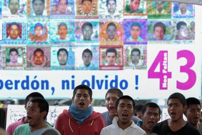 México: Ofrecen recompensas en caso Ayotzinapa