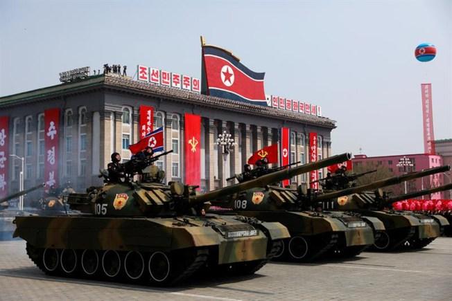 Corea del Norte prueba misil, pero falla