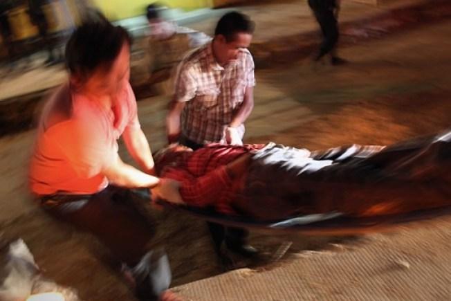 Zeta: 36,718 ejecutados con Peña Nieto