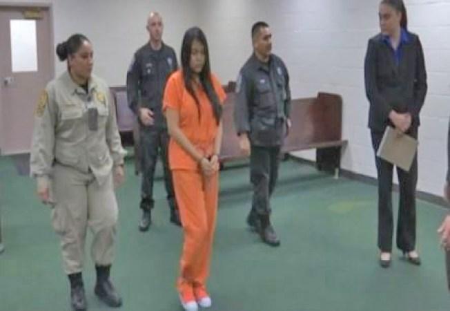 Mujer acusada por muerte de su bebé