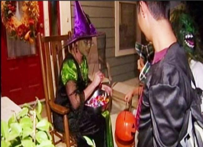 Seguridad para disfrutar Halloween