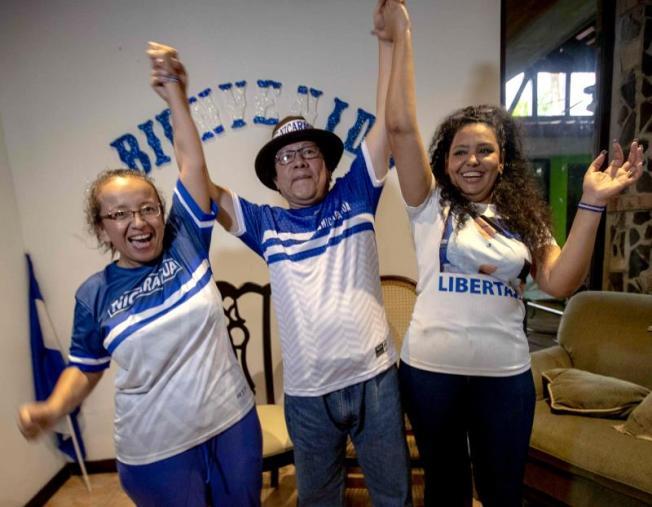 Nicaragua: liberan grupo de periodistas, campesinos y estudiantes opositores